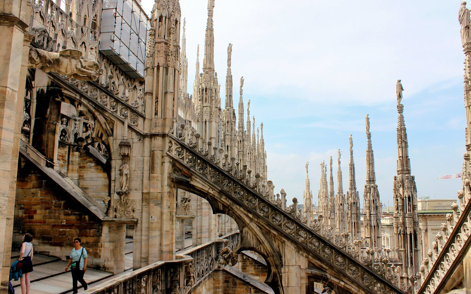 guided tour of milan cathedral - terraces only-2