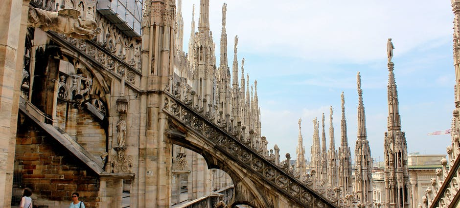 Guided Tour of Milan Cathedral - Terraces Only