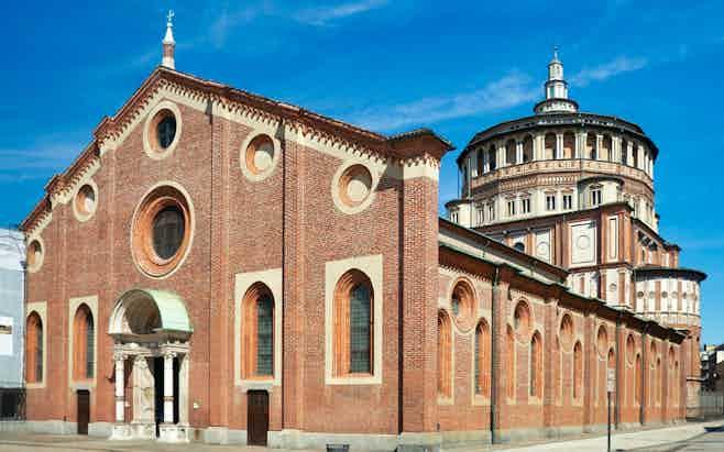 Milan in 1 day- SANTA MARIA DELLE GRAZIE