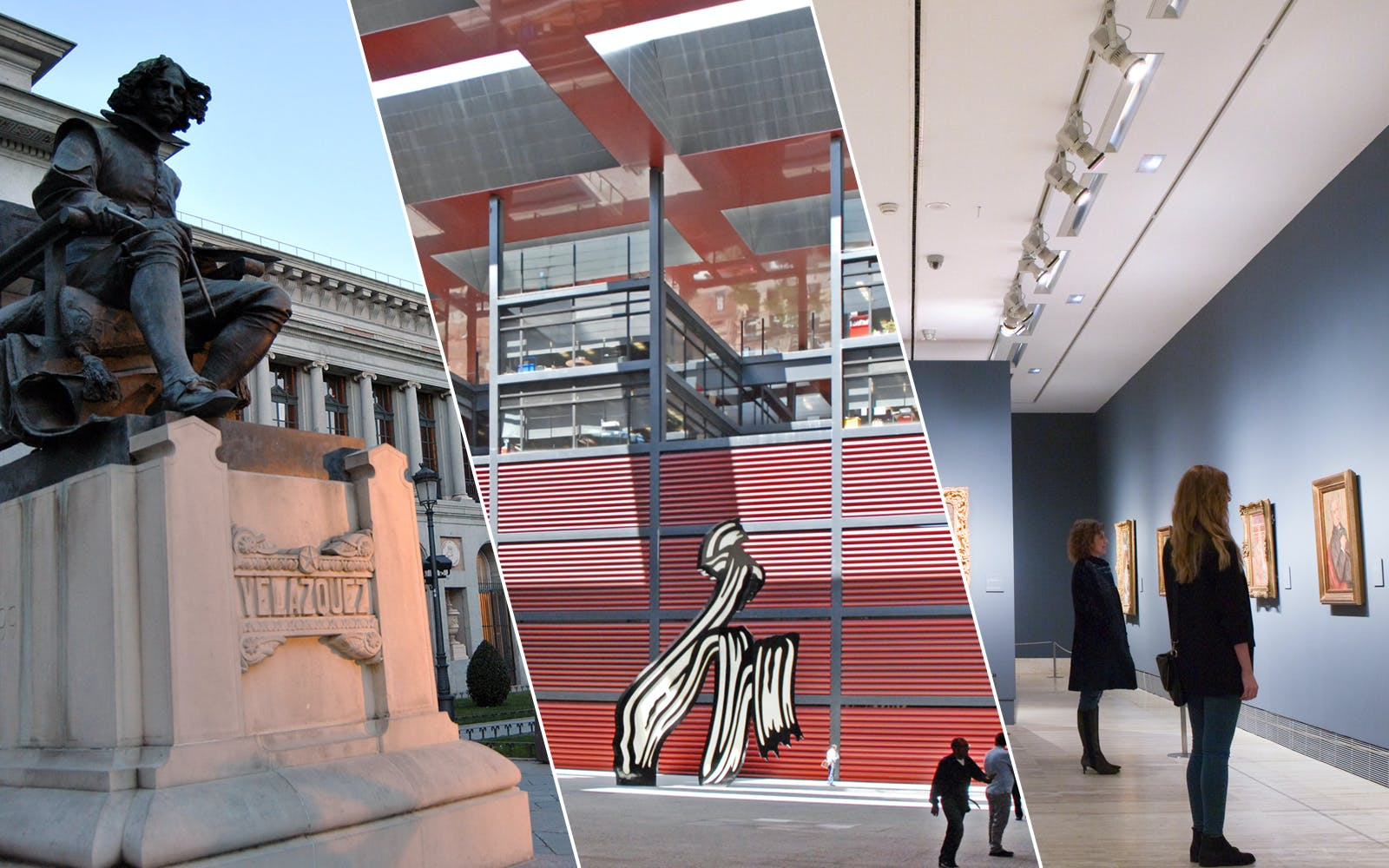 Walk of Art, Prado + Reina + Thyssen Museums