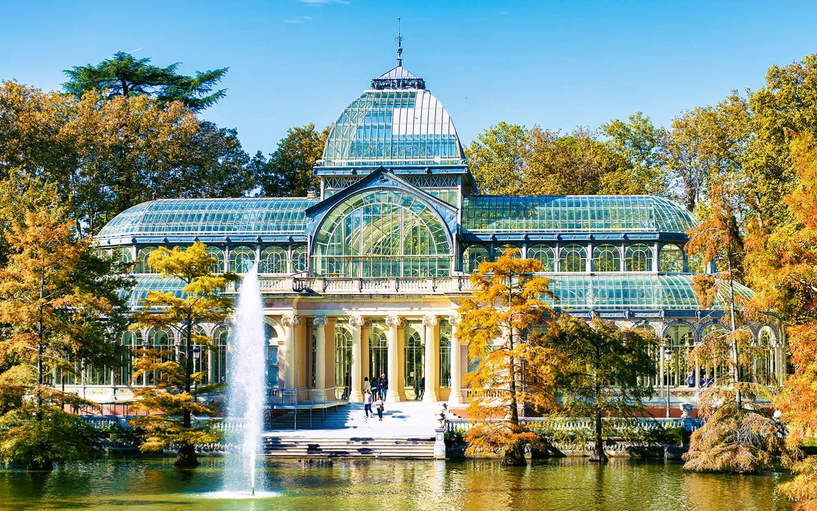 Madrid's Prado Museum and El Retiro Park Guided Tour