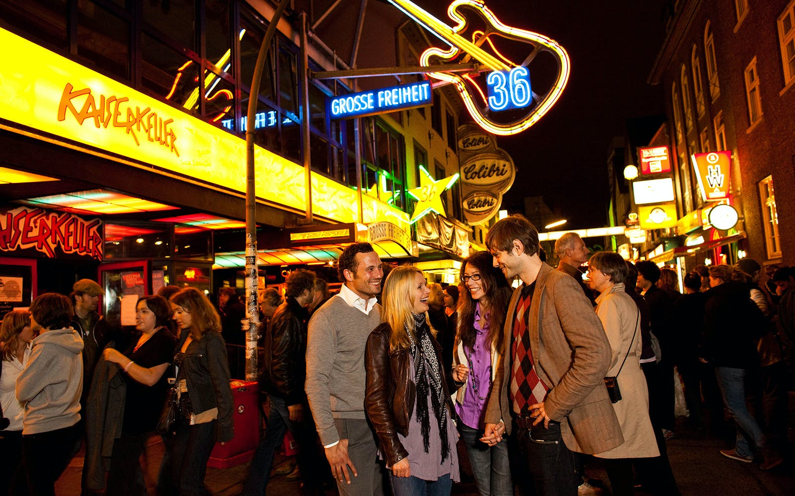 Reeperbahn & St. Pauli Guided Tour