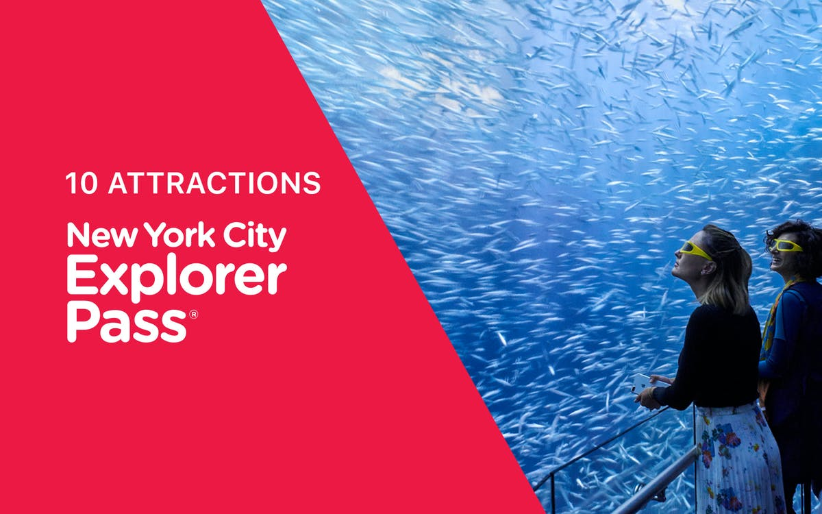new york explorer pass - 10 attractions-1