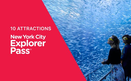 New York Explorer Pass - 10 Attractions