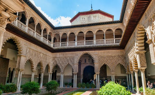 Royal Alcazar & Cathedral Guided Tour