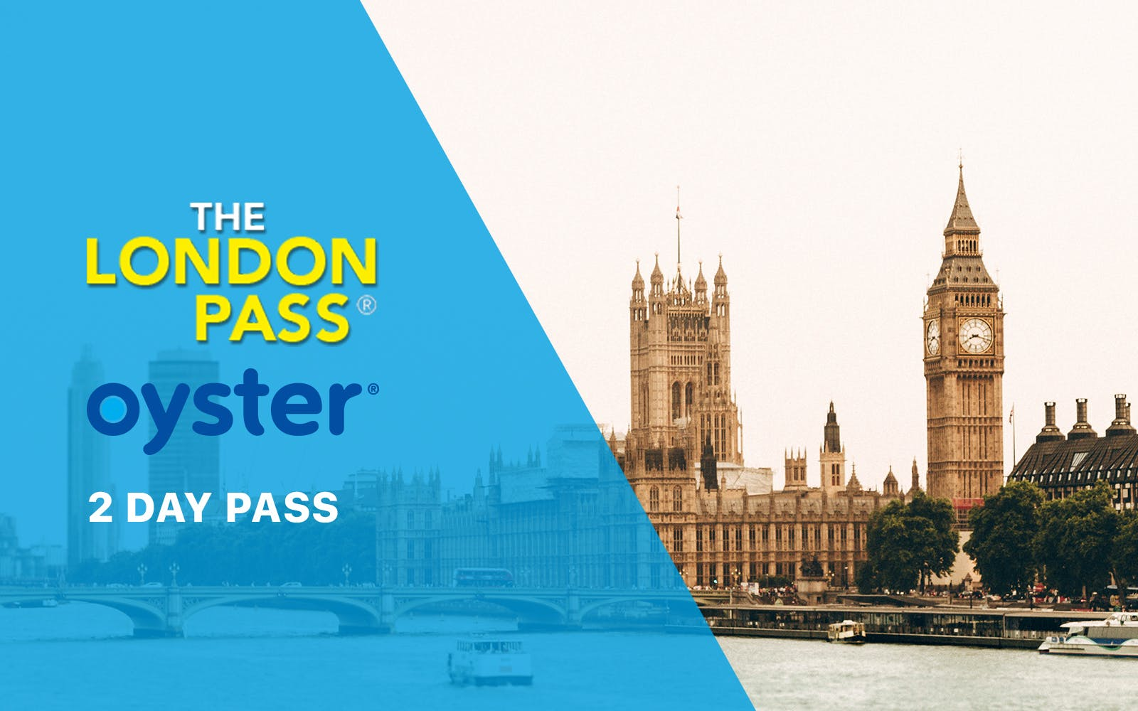2 day london pass with oyster travel card-1