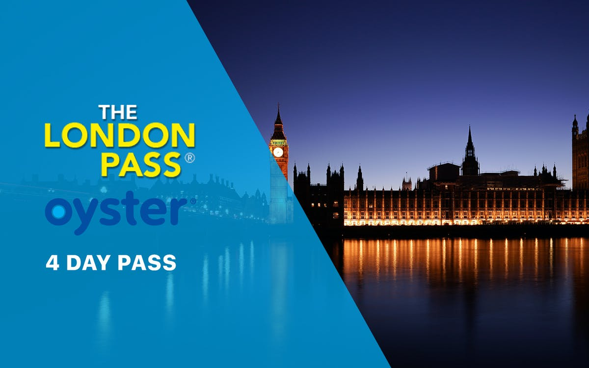 4 day london pass with oyster travel card-1