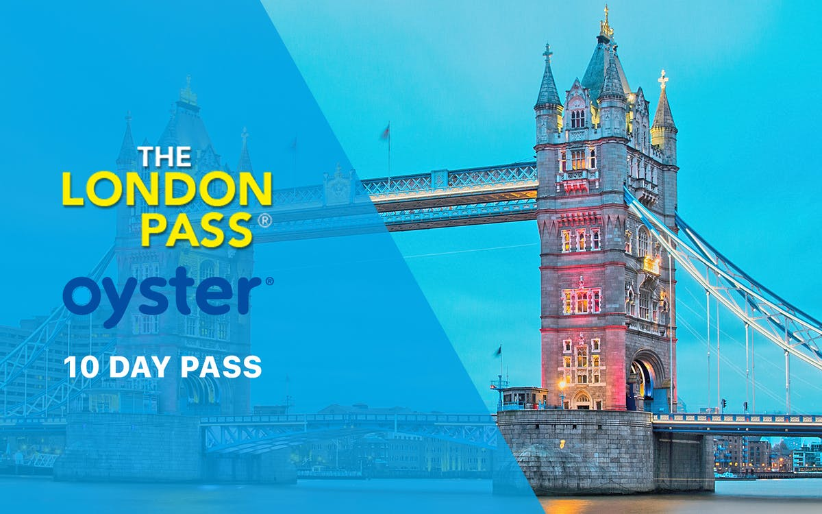 10 day london pass with oyster travel card-1