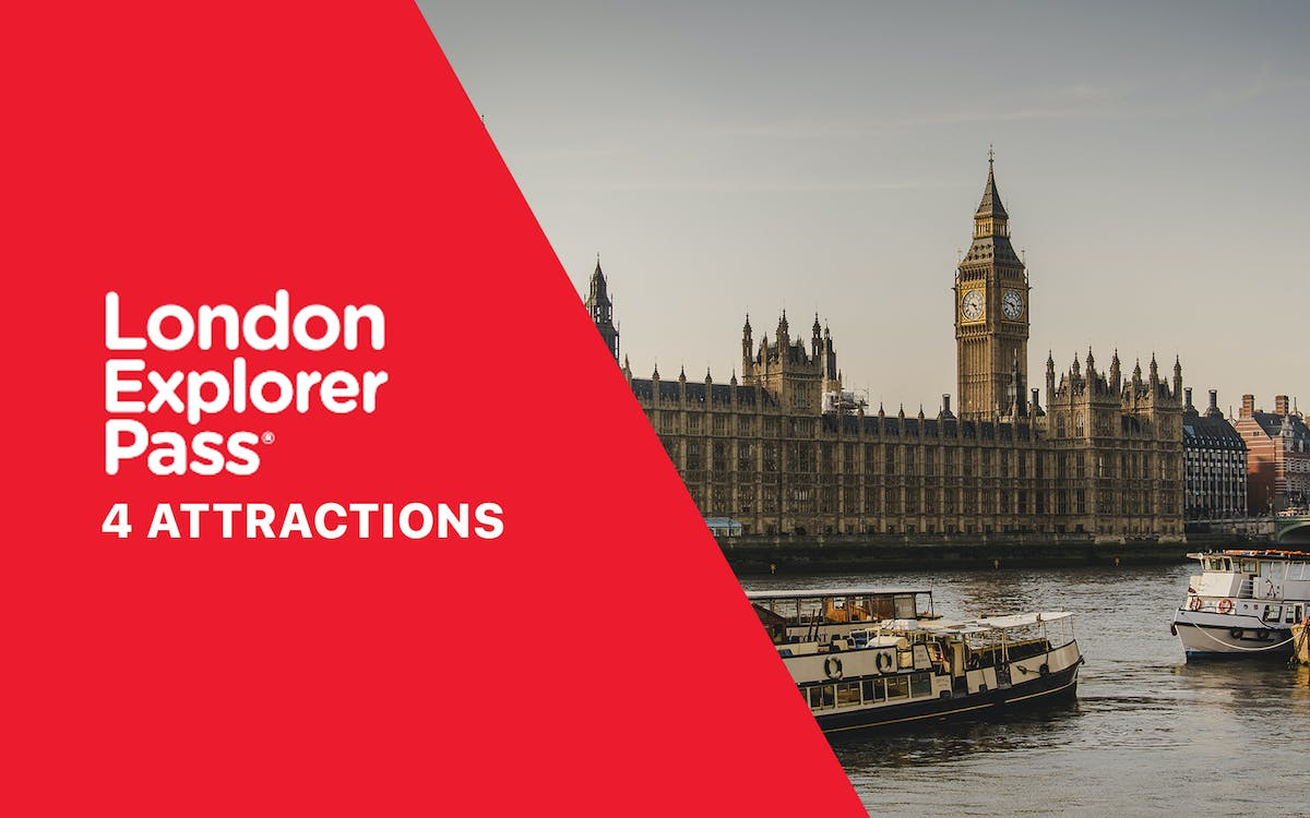 4 attraction london explorer pass-1