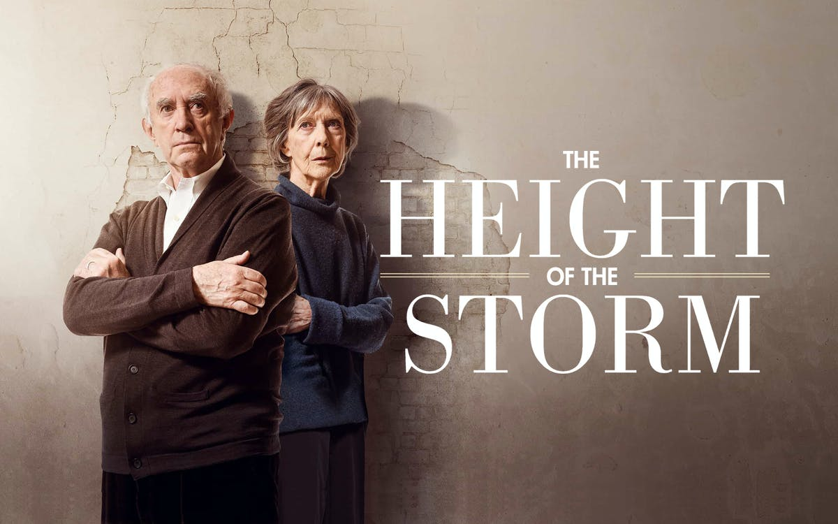 The Height Of The Storm London tickets