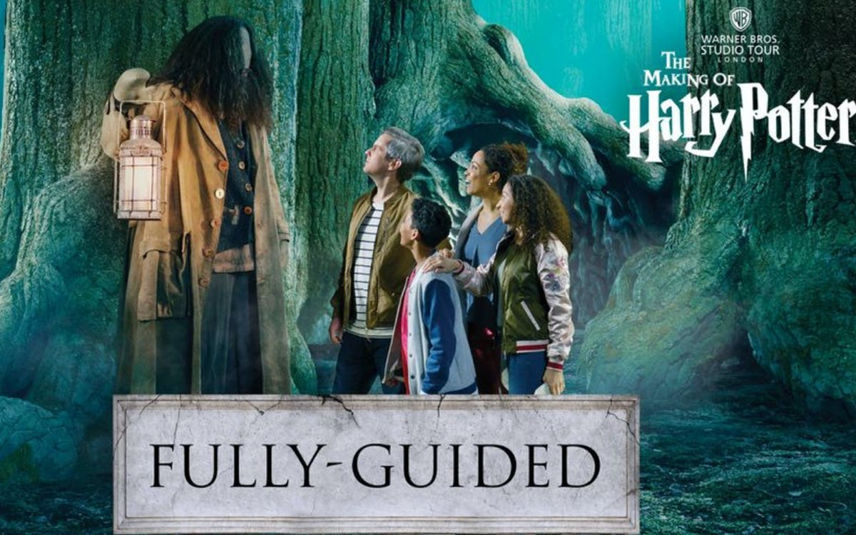 unique fully guided warner bros. studio tour london – the making of harry potter-1
