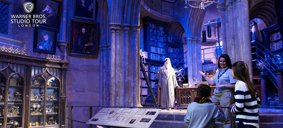 Unique Fully Guided Warner Bros. Studio Tour London – The Making of Harry Potter