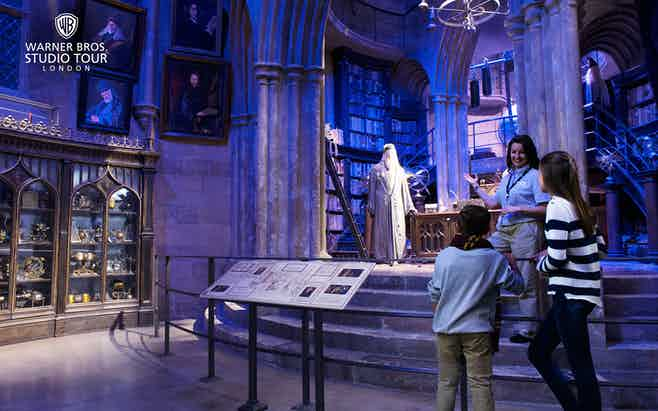 London in 3 days - Harry Potter Tour