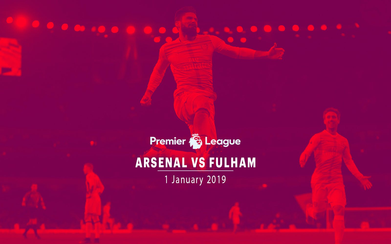 arsenal vs fulham- 1st jan'19-1