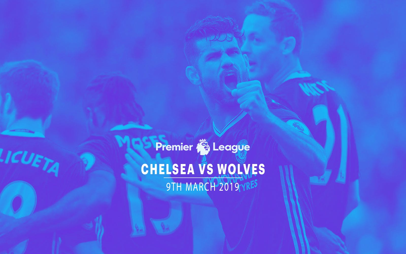 Chelsea vs Wolves - 9th Mar'19