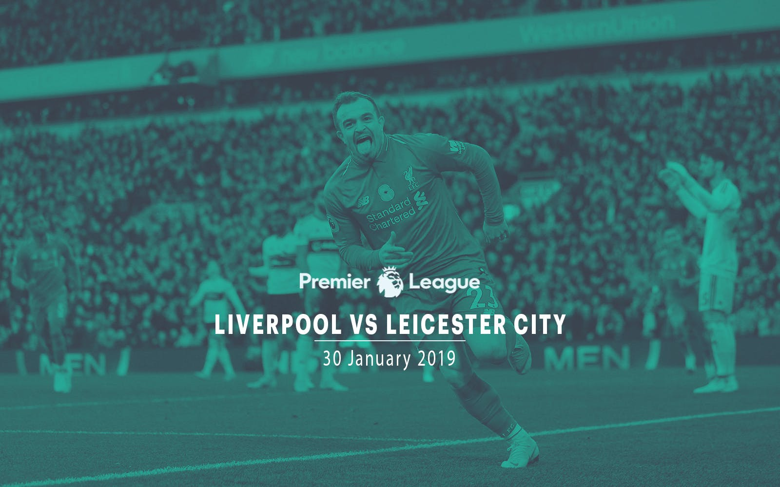 Liverpool vs Leicester City - 30th Jan '19