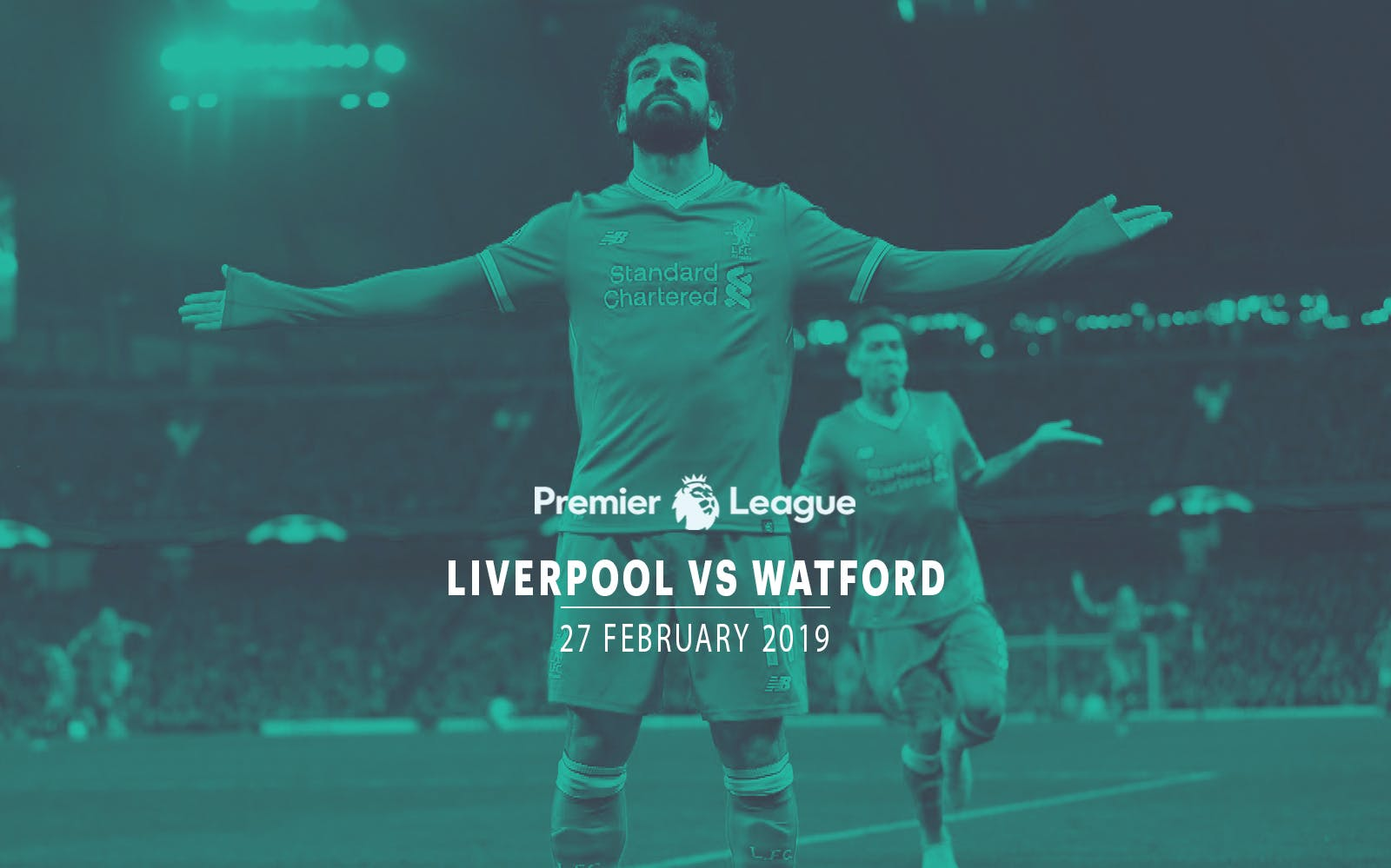 Liverpool vs Watford - 27th Feb'19
