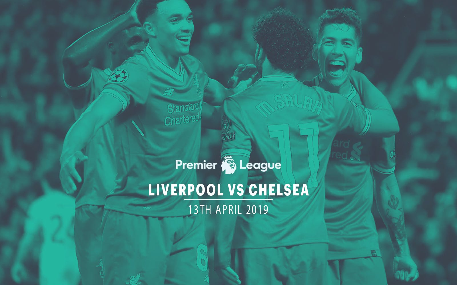 Liverpool vs Chelsea - 13th Apr'19