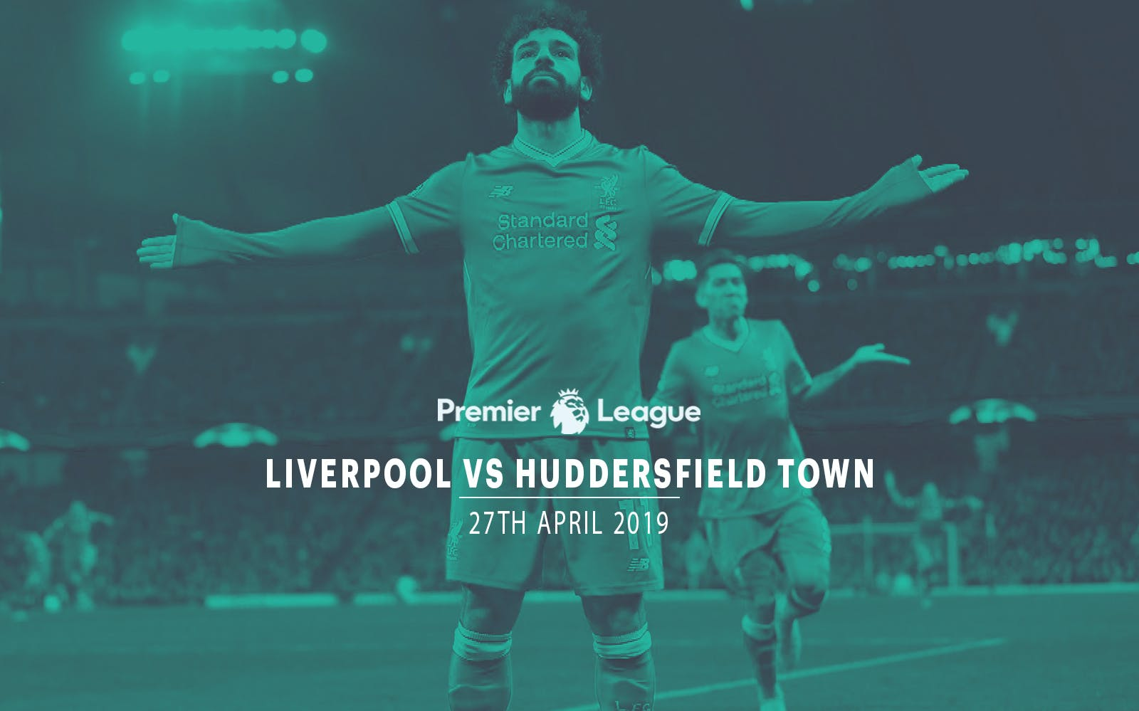 Liverpool vs Huddersfield Town - 27th Apr'19