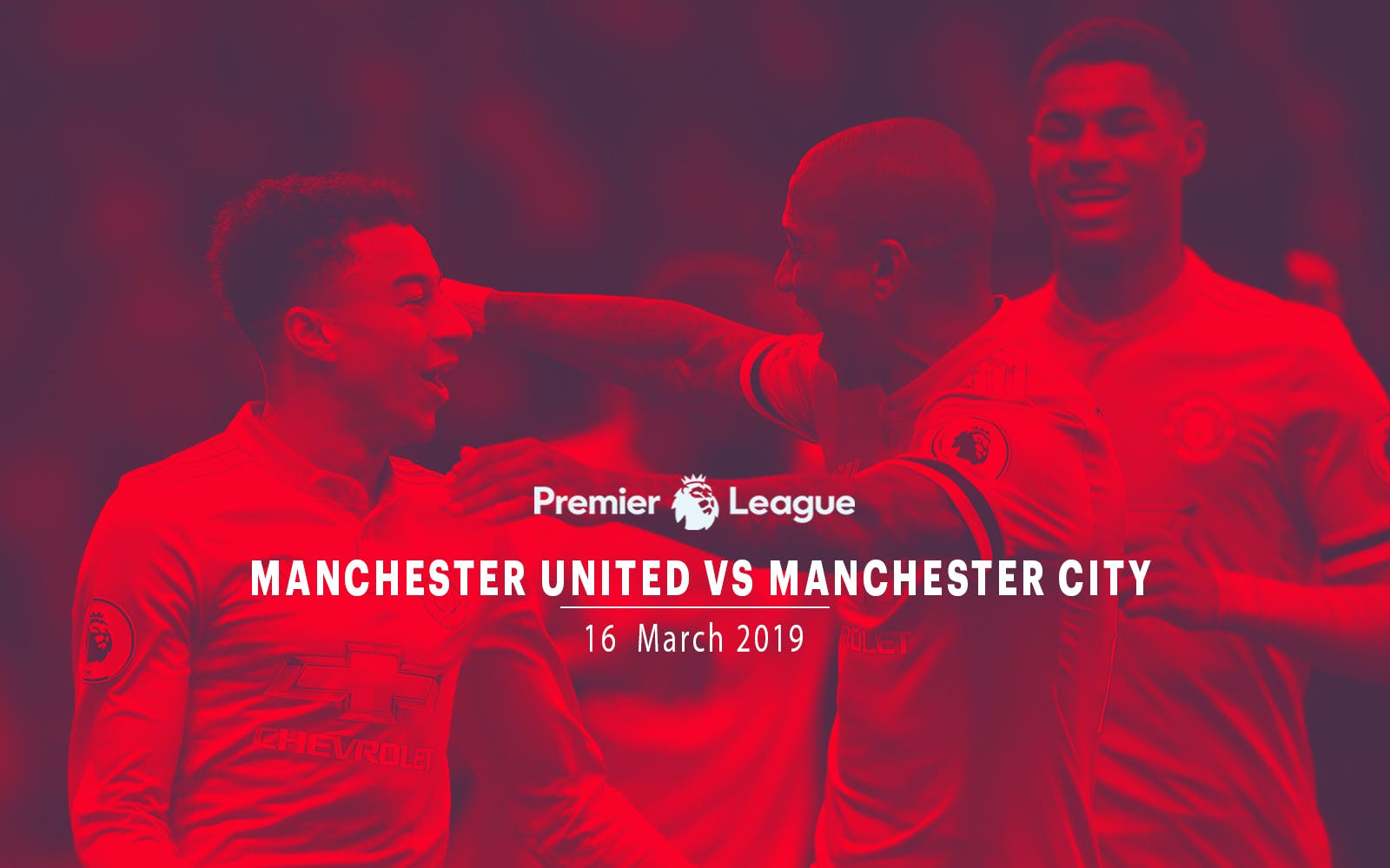 Manchester United vs Manchester City - 16th Mar'19