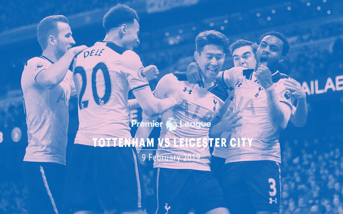 tottenham vs leicester city - 9th feb'18-1