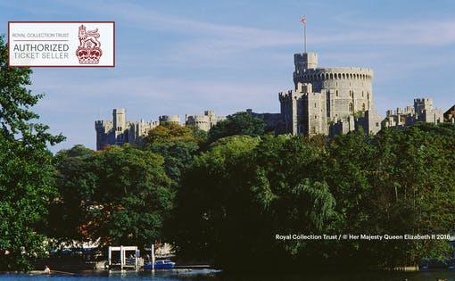 Windsor Castle Entrance Tickets with Multimedia Guide