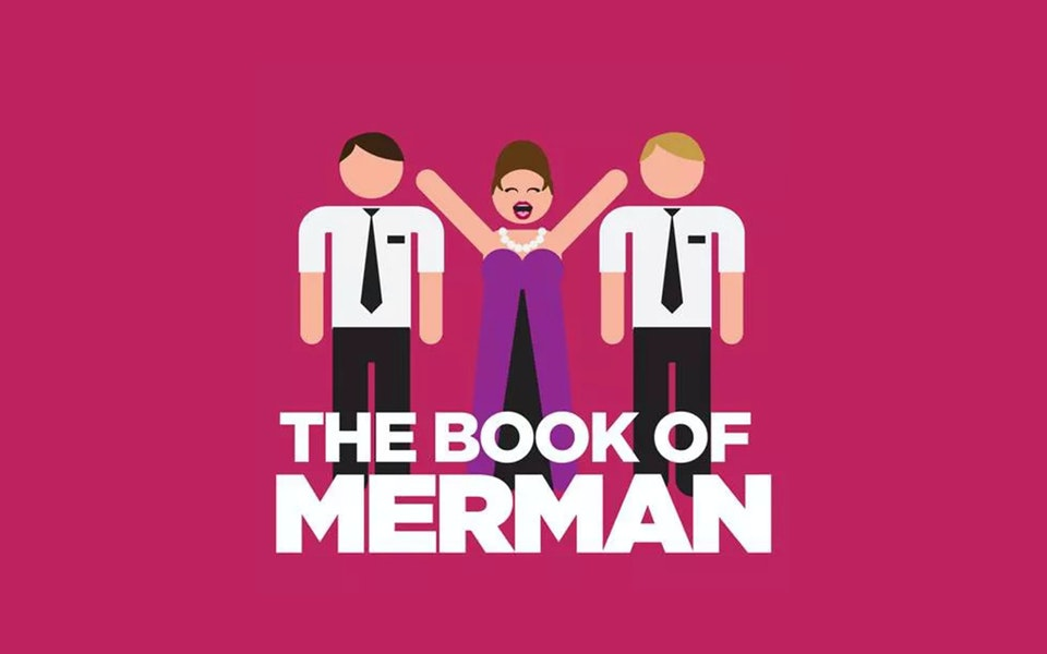 The Book of Merman Show Cover Photo