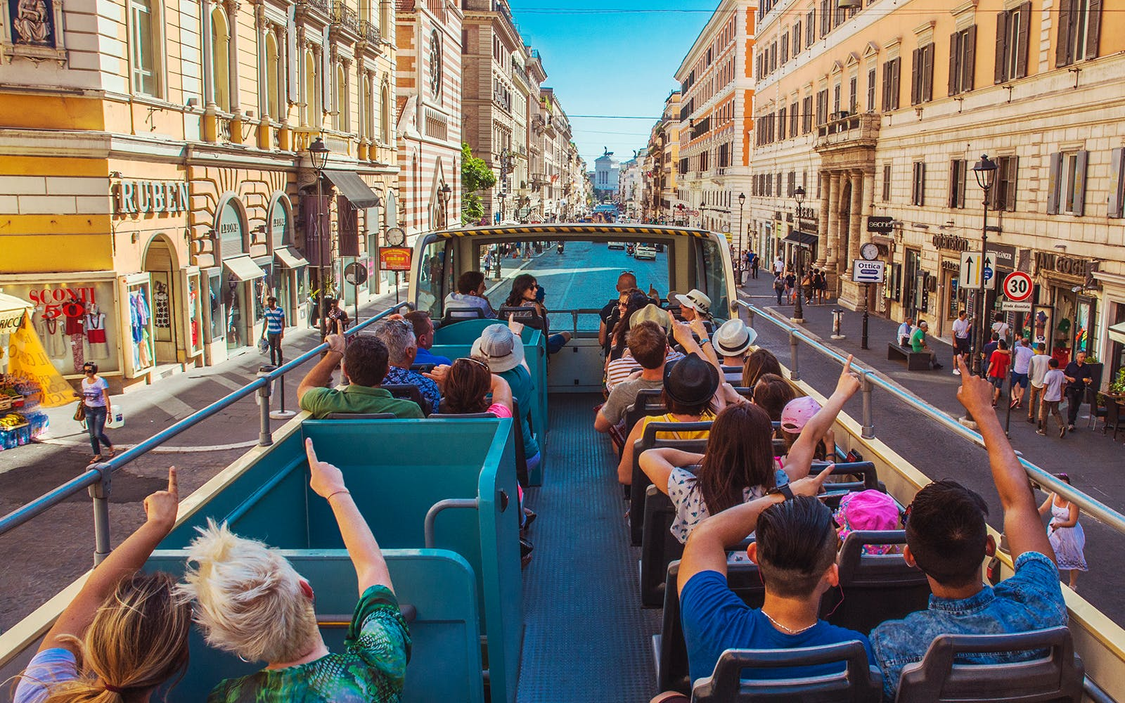 big bus: hop-on hop-off bus tour with free walking tours-2