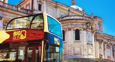 Big Bus: Hop-On Hop-Off Bus Tour with Free Walking Tours
