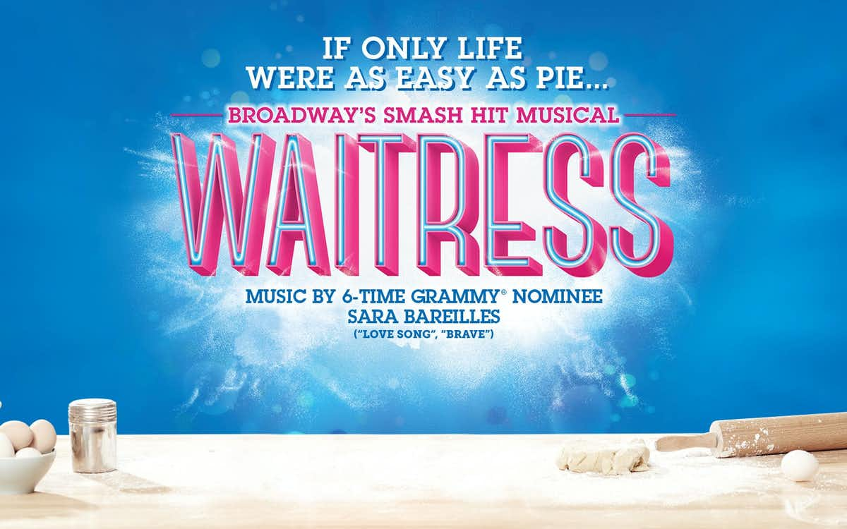 Waitress Musical London tickets