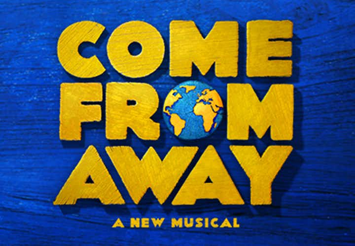 Best west end Shows London Come From Away London