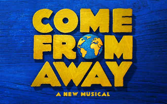 Come from away discount tickets