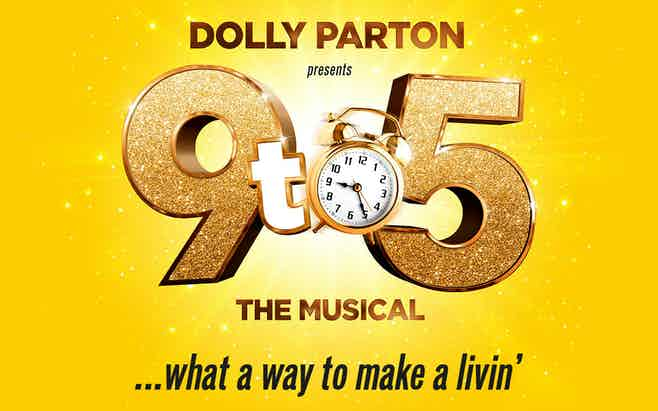 9 to 5 musical london tickets