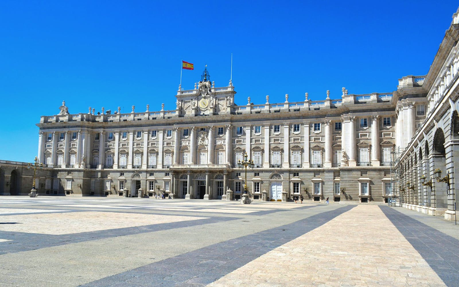 madrid's royal palace and el retiro park guided tour-6