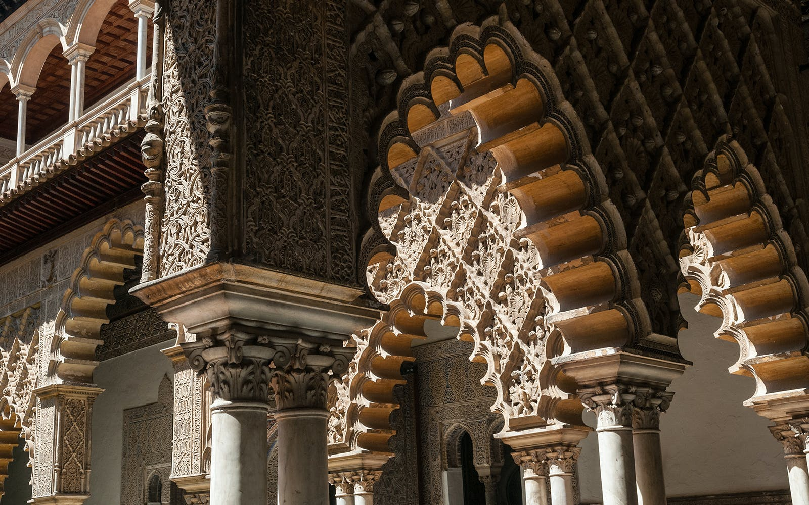 Skip the Line Guided Tour to Alcázar of Seville