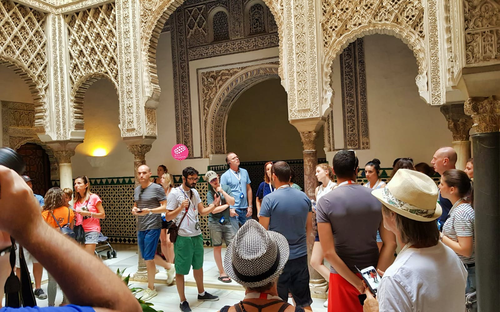 skip the line guided tour to alcázar of seville-3