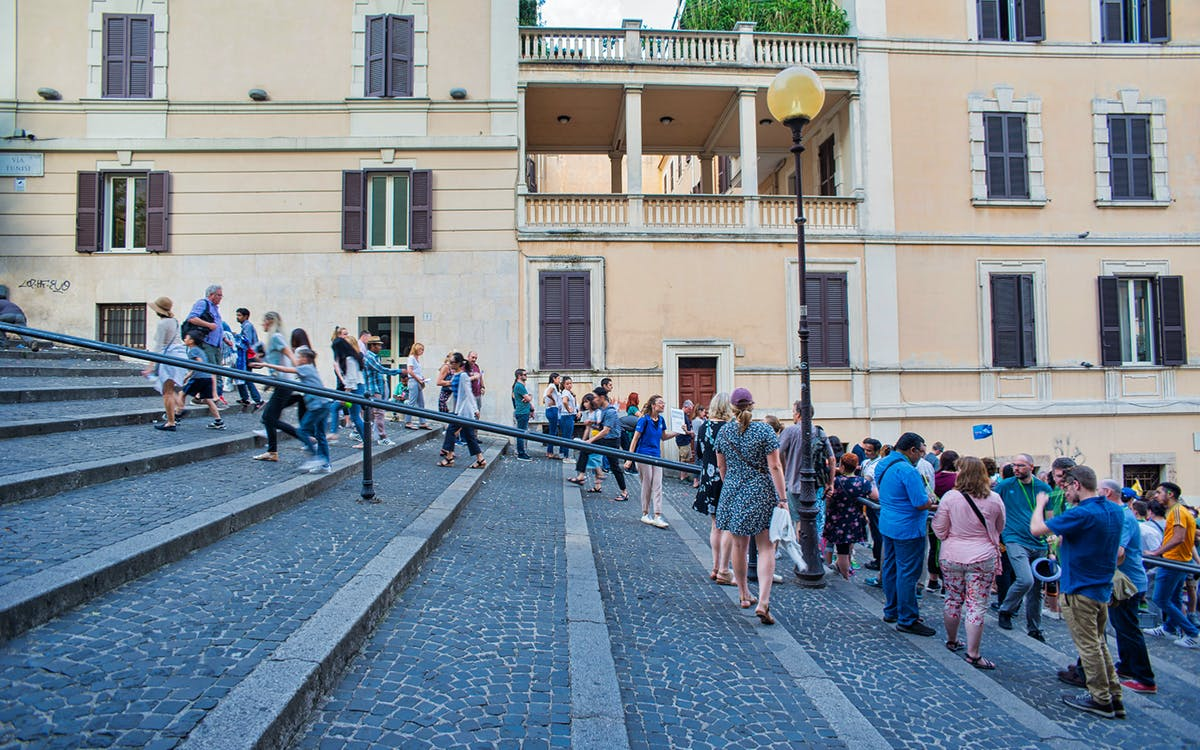 escorted exclusive skip the line tickets to vatican museum & sistine chapel-4