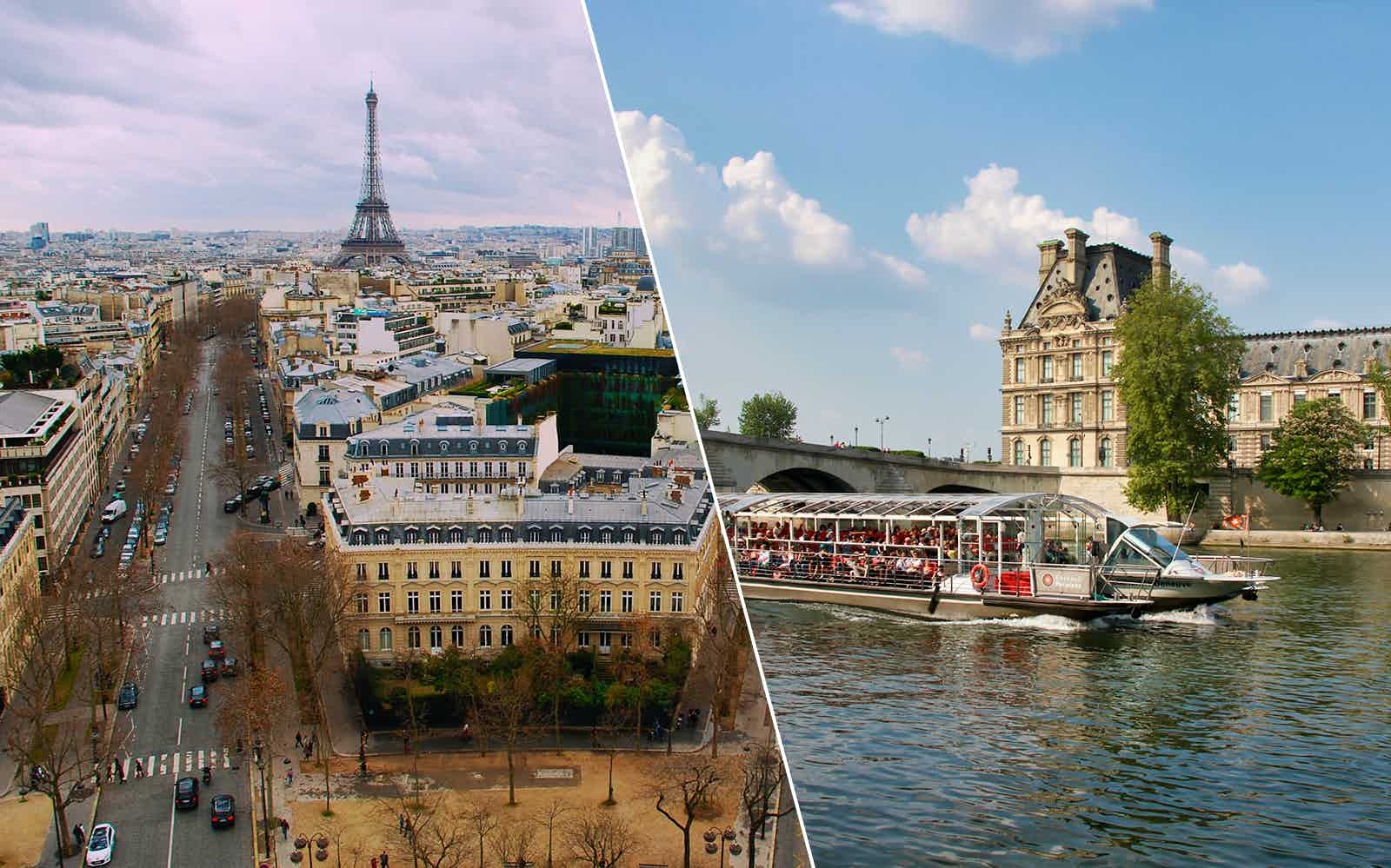 8 Best Seine River Cruises Sightseeing Dinner Lunch And More