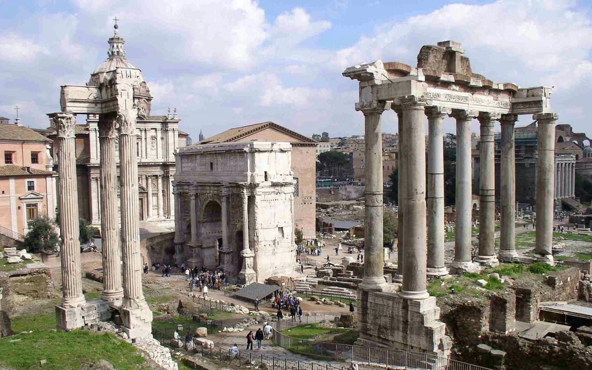 timed entry package: ticket to colosseum, roman forum and palatine hill-2