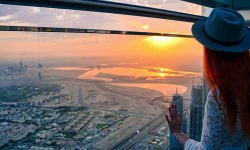 5 Day Dubai Itinerary - Burj Khalifa - 3