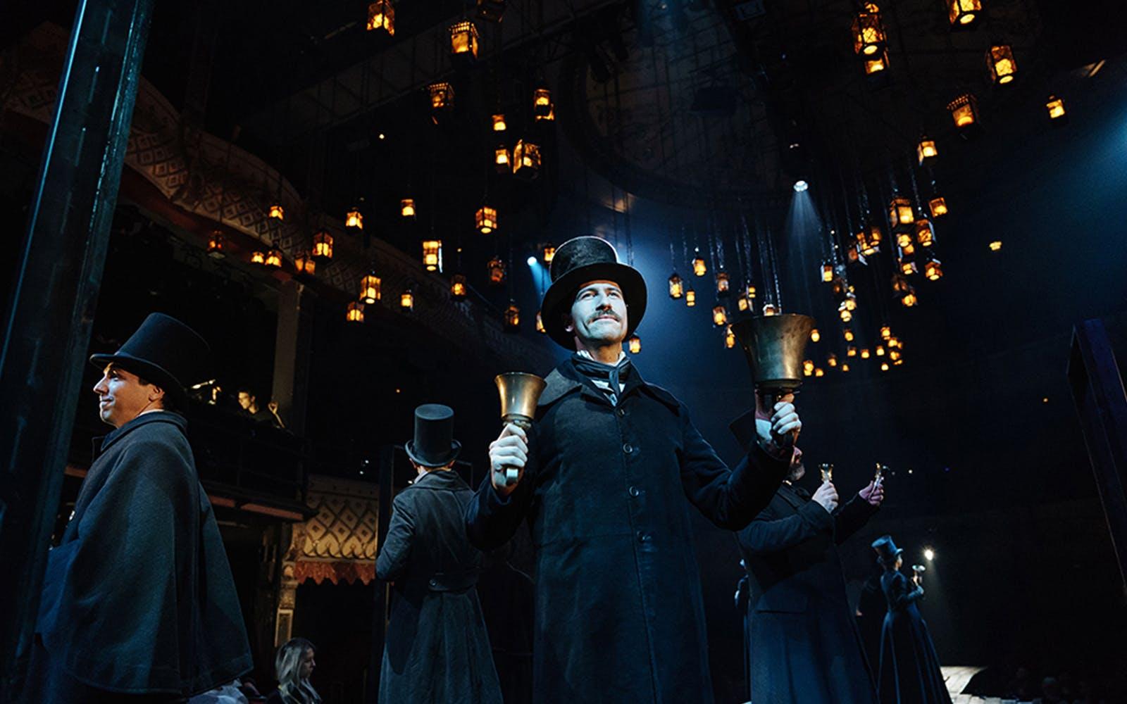 rumpelstiltskin london tickets
