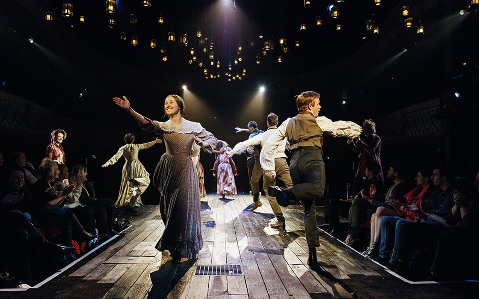 Best west end Shows A Christmas Carol Old Vic