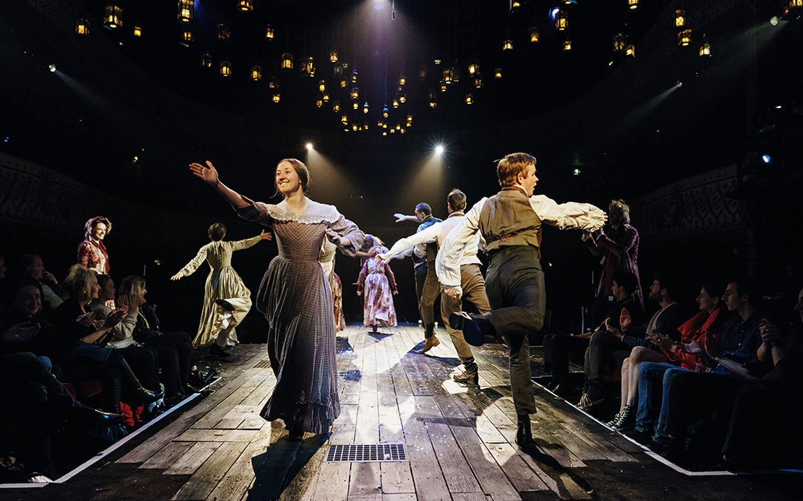 London Christmas Shows