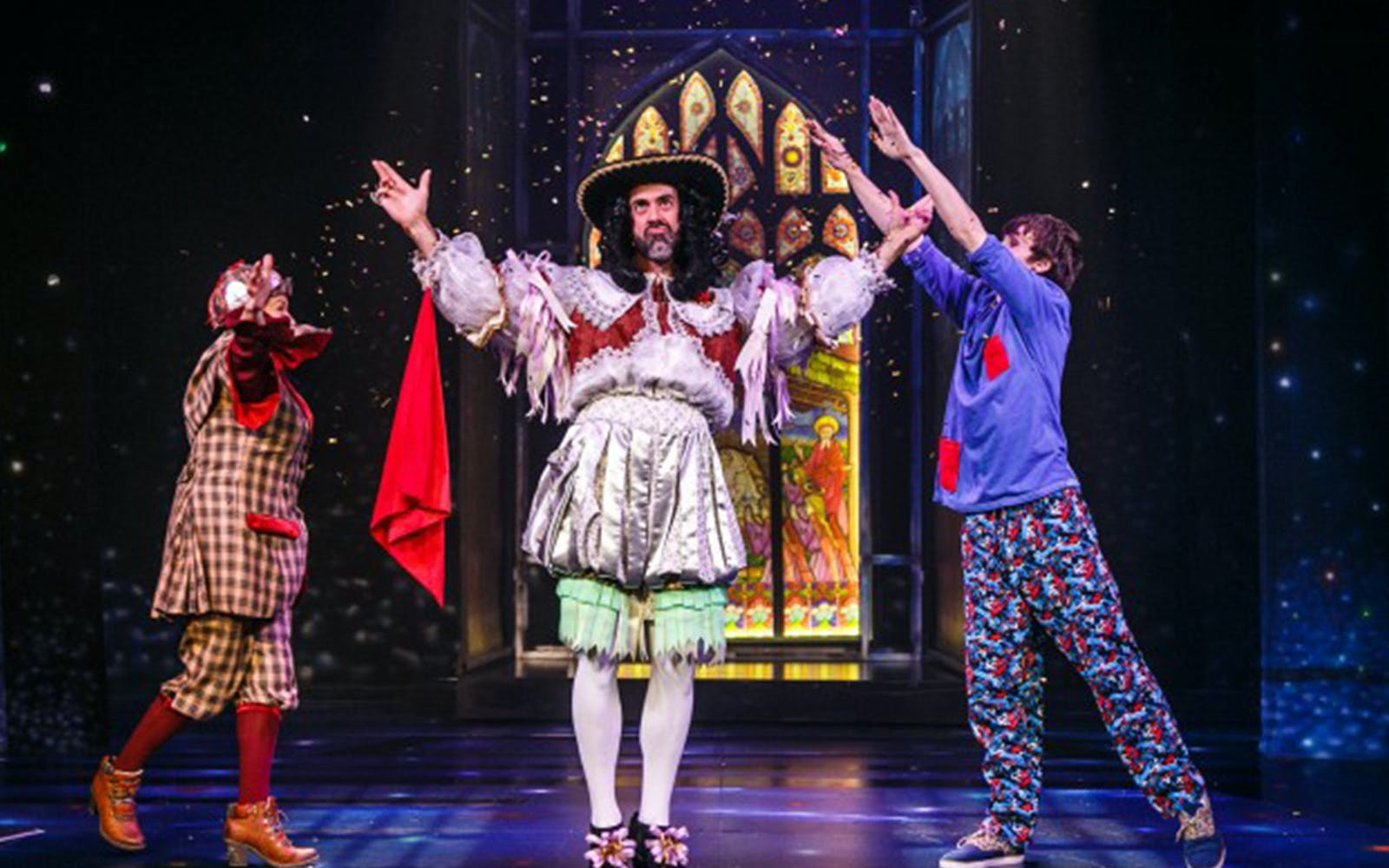 Best west end Shows Horrible Christmas