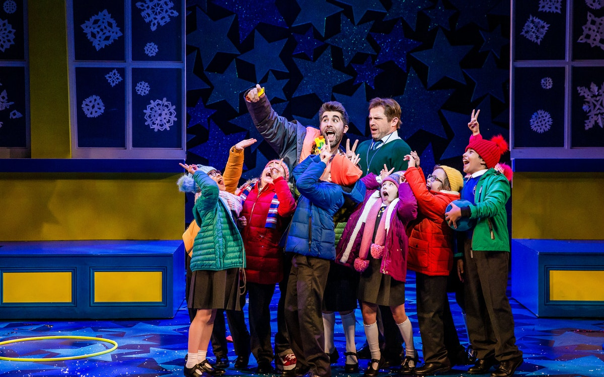 nativity the musical london discount tickets