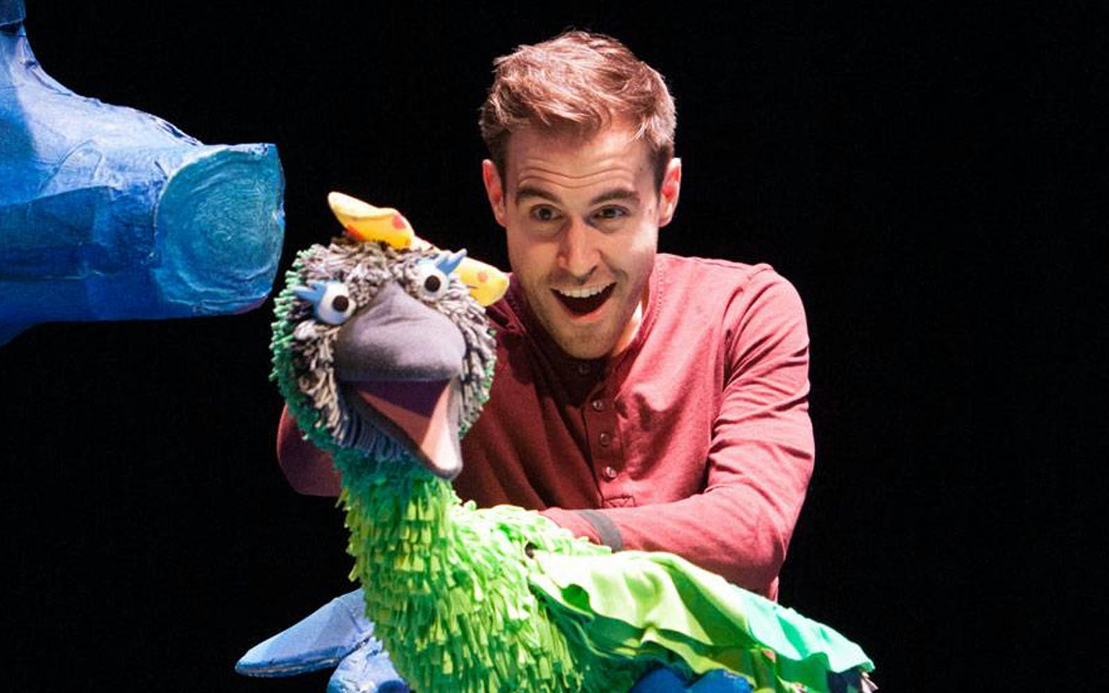 Best west end Shows - room on the broom live