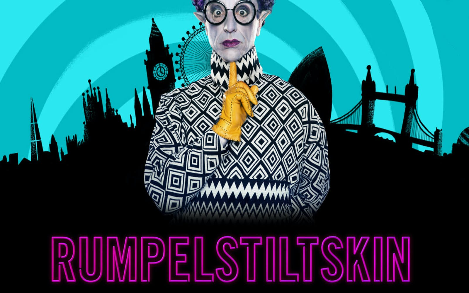 Best west end Shows - rumpelstiltskin