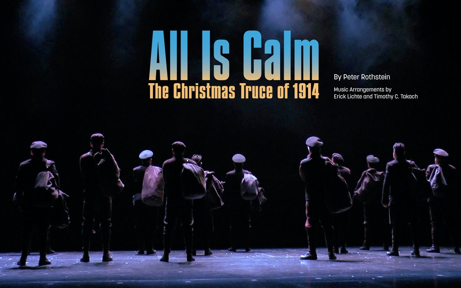 all is calm: the christmas truce of 1914-1