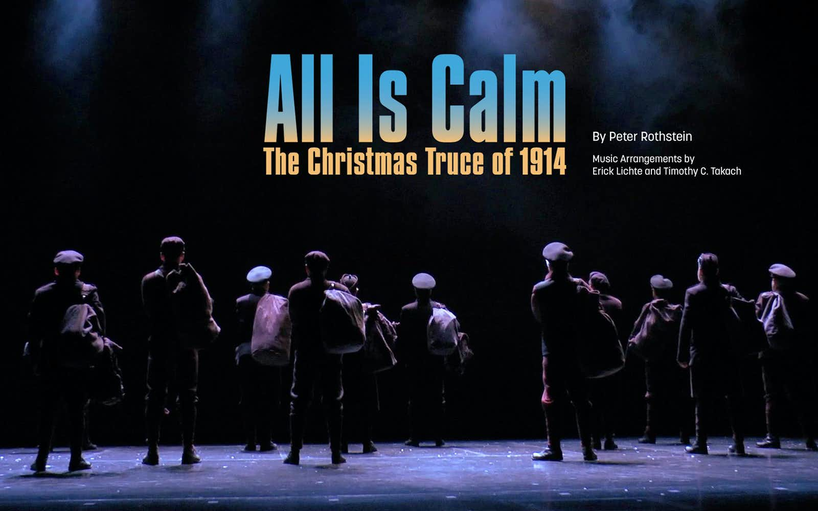 all is calm musical