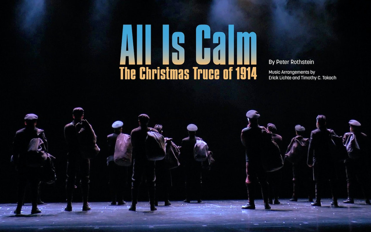 All is Calm: The Christmas Truce of 1914 Show Cover Photo